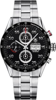 TAG Heuer Carrera Chronograph