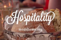 """Entertaining Angels:  On Christian Hospitality and the question """"What is your greatest need?"""""""