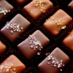Fran's Smoked Salt Chocolate Covered Caramels, handmade in Seattle, are a favorite of President Obama.