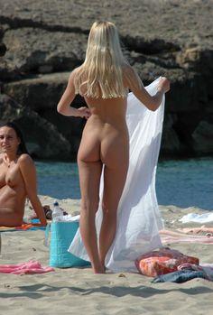 Teen Beach Voyeur More Nudism Pics