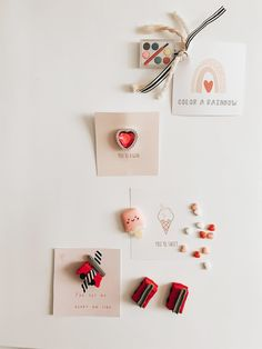 Cutie Pie Collection // – oliveandeve Valentine Baskets, Holiday Traditions, Cute Quotes, All Print, Washi, Gift Tags, Favors, Pie, Christmas Ornaments