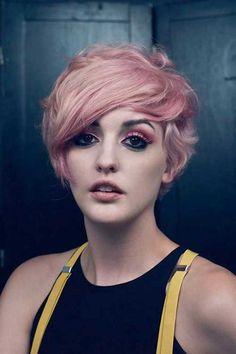 15.Pixie Cut Pink