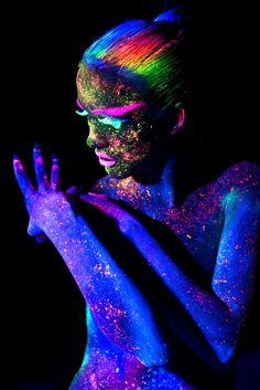 UV Beauty Photo Project by Federico Tardito