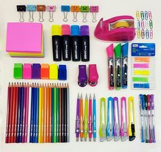 School, stationary supplies, stationary store, school hacks, diy back to sc