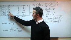 Estadistica 02 SECUNDARIA (4ºESO) matematicas intervalos