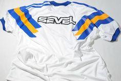 Camiseta Retro Boca 1990