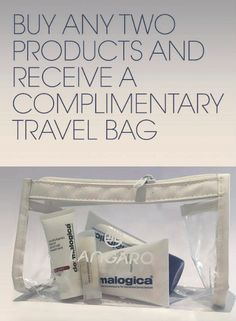  Buy any two retail products and receive a complimentary Travel Bag. Limited Stock available. T&C's Apply. OR Purchase Travel Bag With Products - Festive Special (value Travel Bag, Festive, Retail, How To Apply, Personalized Items, Stuff To Buy, Bags, Products, Handbags