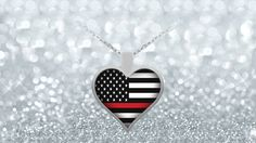 * JUST RELEASED * Thin Red Line Heart. Do you Support Firefighters?Click here for Square version. Click here for our store.Limited Time OnlyThis itemis NOT available in stores.Guaranteed safe checkout:PAYPAL | VISA | MASTERCARDClickBUYIT NOWTo Order Yours!(100% Printed, Made, And Shipped From The USA)