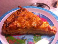 Πεντανόστιμη σπιτική πίτσα Calzone, Lasagna, Quiche, Pizza, Breakfast, Ethnic Recipes, Food, Morning Coffee, Essen