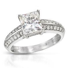 BEAUTIFUL!!!  http://www.bidz.com/product/Spectacular-Brand-New-Ring-With-2-40ctw-Genuine-Princess-Cut-Clean-Diamonds/93055408