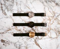 LEFF amsterdam & Piet Hein Eek | D42 tube watch
