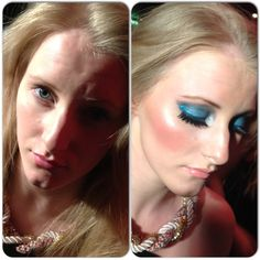 My model Ellie for Carlotta Actis Barone Cancer Research Charity Fashion Show at Pigalle Nightclub 05/05/13