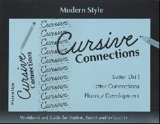 Cursive Connections - Modern Style Bk. B