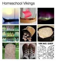 Viking Unit Study - recipe for Viking bread