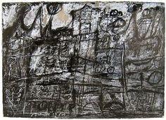 Jean Dubuffet,  Landscape,