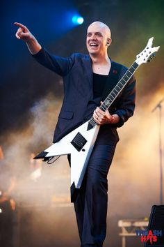 Devin Townsend. An inspiration.