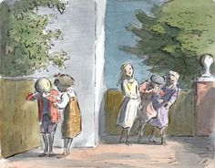 Don't cry poor Jonny - Edward Ardizzone