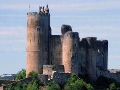 Chateau Najac - castle in France (Foto: Pascal Pavani/AFP)