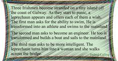 Irish humour Image Copyright Ireland Calling