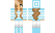 minecraft skin Cute-Sweater-Girl