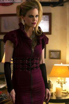 Kristin Bauer van Straten as Pamela Swynford De Beaufort, True Blood