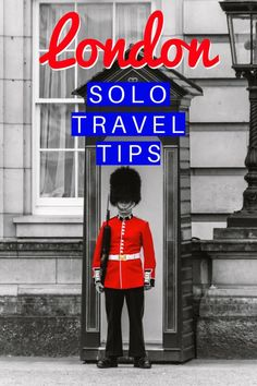 Considering solo travel in London? Here I share my top 5 London solo travel tips after visiting the city alone and loving every bit of it! Click through to read...