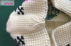 Kır Çiçekleri Tunus İşi Patik Modeli Yapımı Canim Anne  https://www.canimanne.com/kir-cicekleri-tunus-isi-patik-modeli-yapimi.html