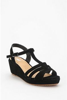 Cooperative T-Strap Wedge  $59.00