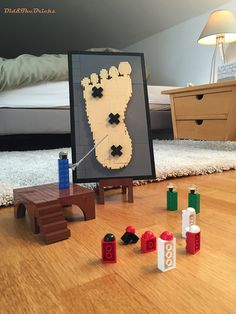 Builder Didier Burtin shows that your LEGO bricks causing great foot pain was their devious plan the whole time, with his brick-built interpretation of the meme. Didier's build is my favorite of all the physically built versions I've seen, especially with the shape of the foot in the diagram. Tread carefully. These bricks are most …