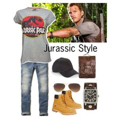 Designer Clothes, Shoes & Bags for Women Jurassic World 2015, Dressing, Outfits, Shoe Bag, Polyvore, Timberland, Hollister, Collection, Shopping
