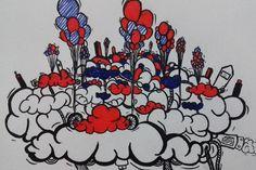 "22 Suka, 1 Komentar - yusaklolon🇮🇩 (@yusaklolon) di Instagram: ""#art #snowman #painting #manokwari #black #red #creative #senirupa #hitam #sketch #sketsa #sketbook…"""