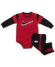 Nike Baby Boys' 2-Piece Bodysuit & Pants Set