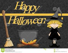 cards with witches cauldrons - Google Search