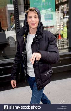 Jace Norman Out and About for #CelebrityCandids