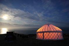 Yurts- yes