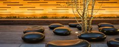 The SoMA Stones were created from real stones the size of dollar coins. Using 3D technology these stones were transformed into bold outdoor seating. We collaborated with Meyer + Silberberg Land Architects for this project at the 888 Brannan building in San Francisco, California.