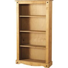 Found it at Wayfair.co.uk - Corona 150.5cm Bookcase