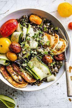 #dieta #comabem #percapeso #diaadia #emagrecer #secabarriga Lentil Recipes, Veggie Recipes, Whole Food Recipes, Vegetarian Recipes, Cooking Recipes, Healthy Recipes, Vegetarian Lunch, Oven Cooking, Chicken Recipes