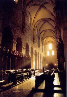 Abbey Stift Heiligenkreuz.