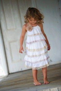beautiful little girls dresses