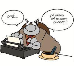 Café  ~ citation français ~