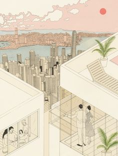 Hong Kong / Harriet Lee-Merrion