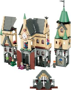 Lego Hogwarts Inside Path Decorations Pictures Full Path Decoration