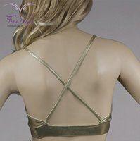 X TOP MICRO GOLD #moda  #fitnessfashion #top #free_style #girl #fashion #sexy #like #fitness #dri-fit