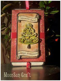 MoonSun Craft Christmas card Christmas Crafts, Lunch Box, Cards, Handmade Christmas Crafts, Bento Box, Maps