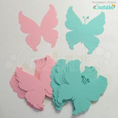 04 DIY Butterfly Invite Tutorial Diy Birthday Invitations