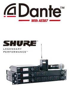 Yamaha CL y QL v4.1: control de QLXD, y ULXD, AES67