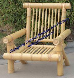 Circa Who Furniture Bamboo Sofa, Bamboo Art, Bamboo Crafts, Bamboo Furniture, Diy Crafts For Home Decor, Handmade Home Decor, Bamboo House Design, Bamboo Garden Fences, Bamboo Room Divider