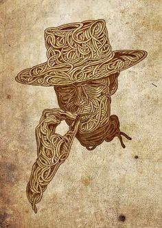 Spaghetti Western.