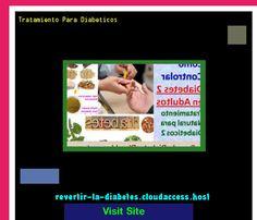 Tratamiento Para Diabeticos 200054 - Aprenda como vencer la diabetes y recuperar su salud.
